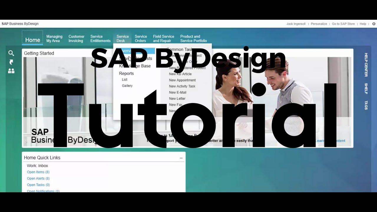 Sap byd tutorials archives   allbyd. Com.