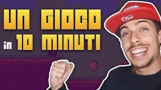 Creare un videogioco in 10 minuti!⌛👾