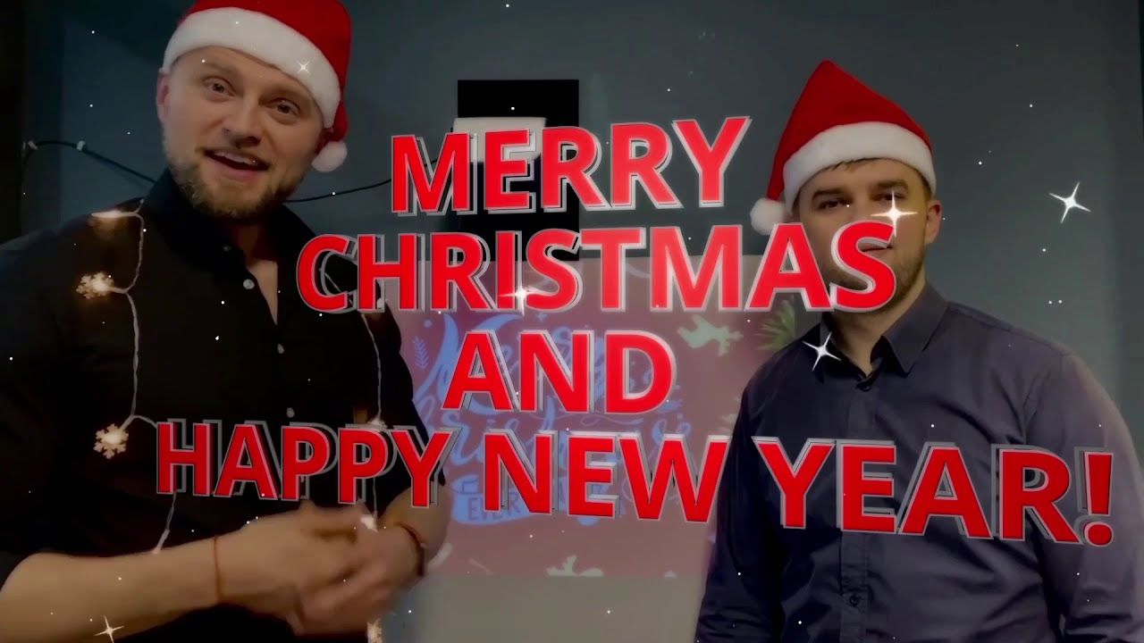 Eastidea wishes you a very Merry Christmas and Happy New Year 2021! ❤️