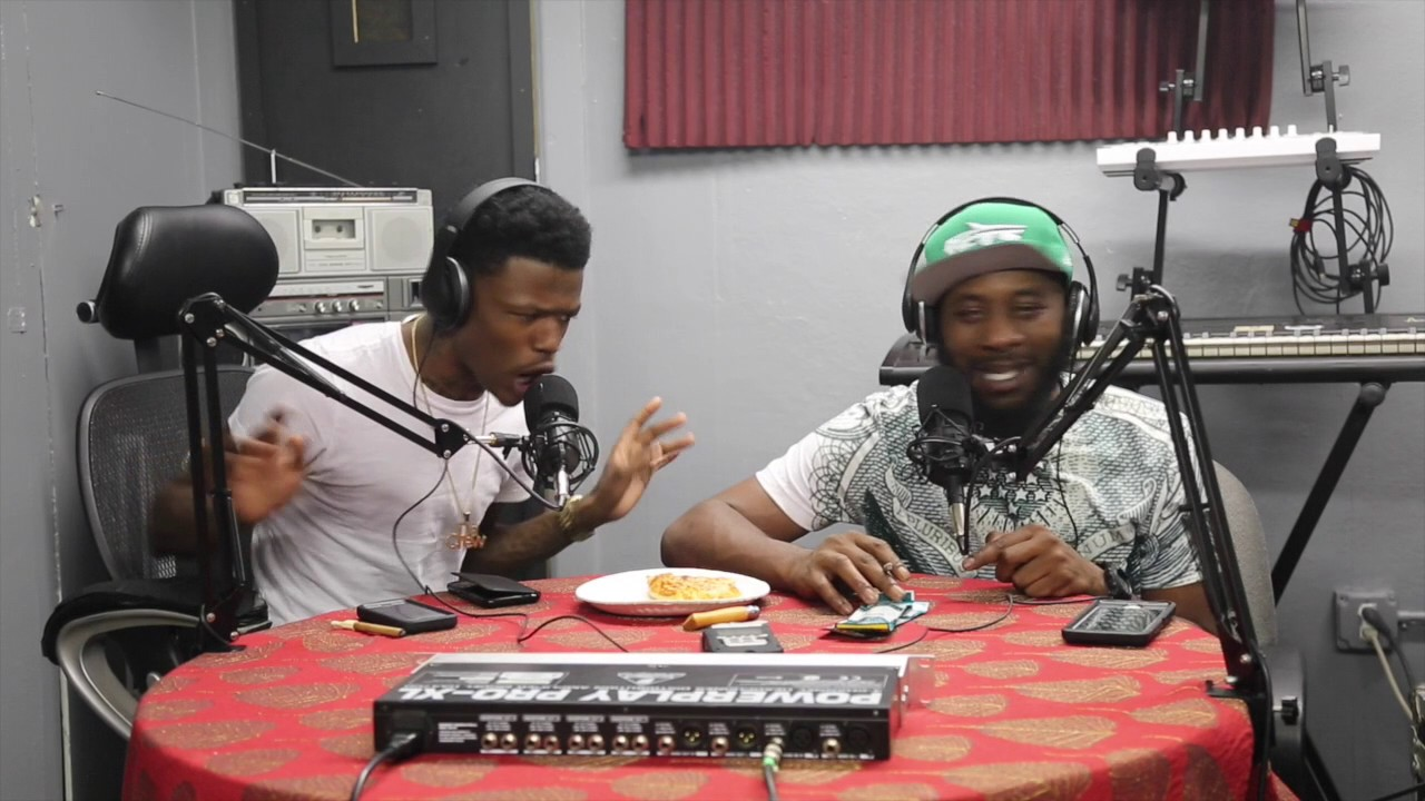 BEST FREESTYLE! DC Young Fly & Karlous Miller Slutwalk ...
