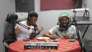 BEST FREESTYLE! DC Young Fly & Karlous Miller Slutwalk Freestyle w/ Michael Jackson and James Brown