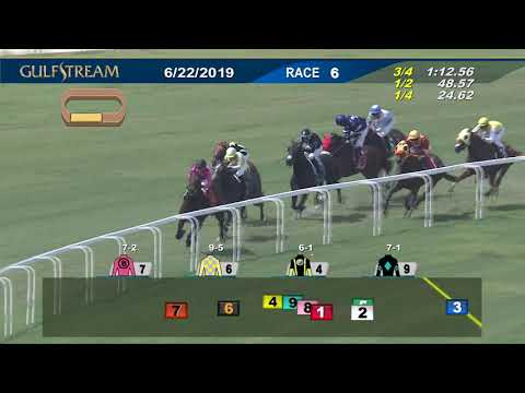 Gulfstream Park Replay Show | June 22, 2019