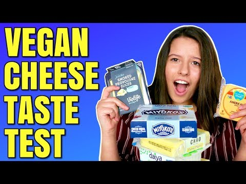 Good Vegan Cheese Brands / Vegan Cheese Taste Test