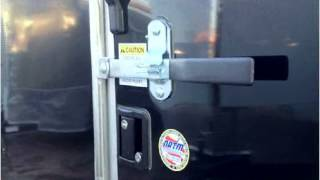 2013 Covered Wagon Cargo Trailer Used Cars Dallas Tx