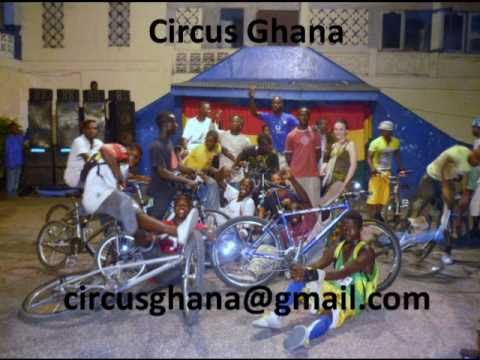 Introduction to Circus Ghana - Watch it Now!