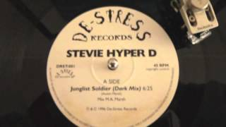Stevie Hyper D - Junglist Soldier