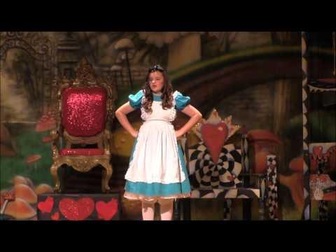 Alice in Wonderland - Los Osos Middle School 2015