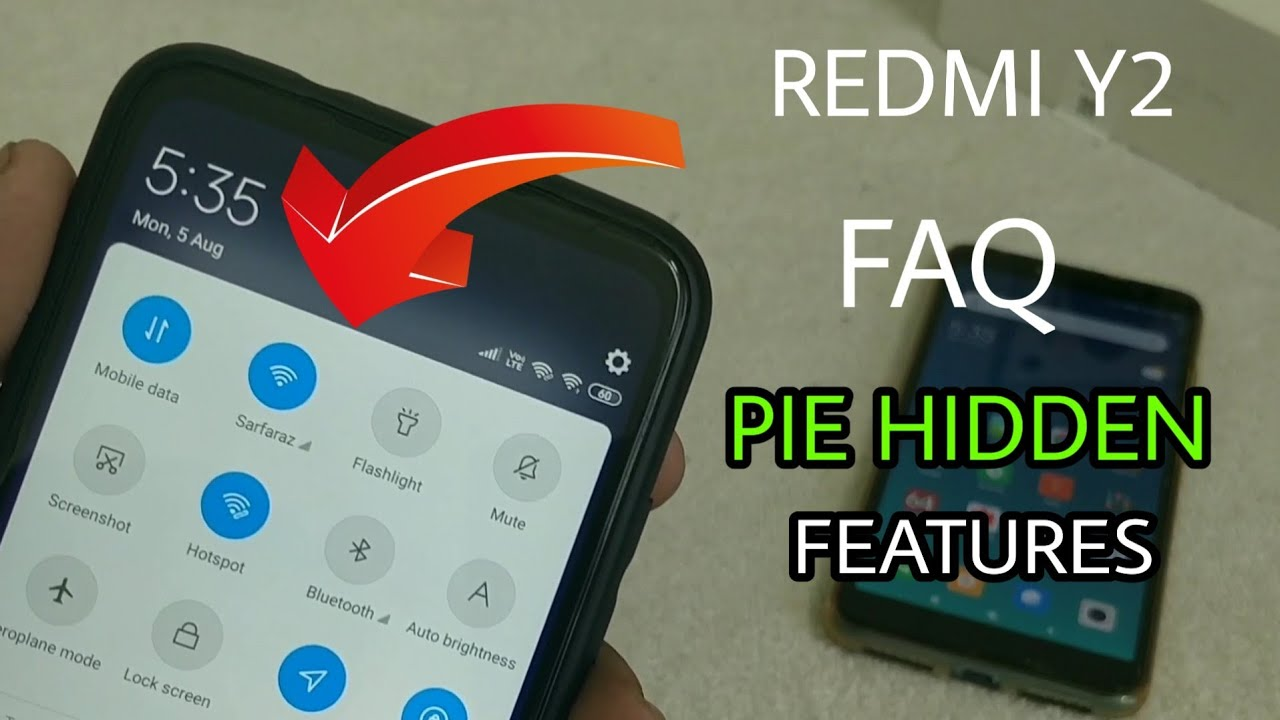 Redmi Y2 Android Pie Quick Review and FAQ