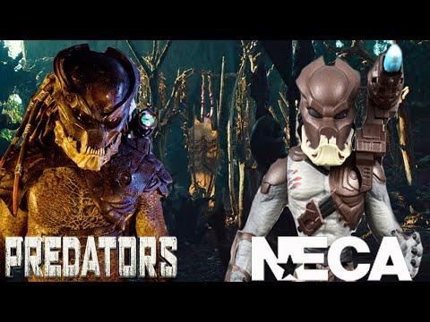 NECA Classic Berserker Predator Review