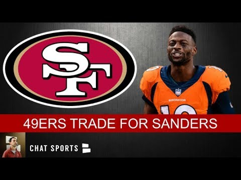 Saints land Emmanuel Sanders after receiver reportedly passes on ...