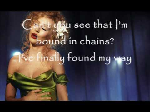 Bound to You ~ Christina Aguilera (Lyrics also in Description)