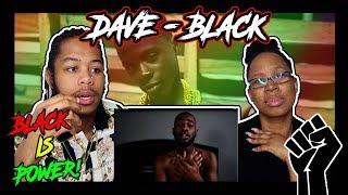 Dave - Black (Mum Reacts) -