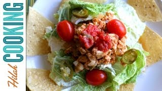 Turkey Taco Salad Recipe - Hilah Cooking