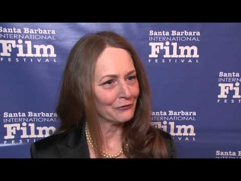 2014 SBIFF - Melissa Leo Interview and B-Roll