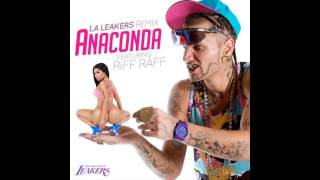 Nicki Minaj - Anaconda (RIFF RAFF Remix) (+Download/Descargar Link)
