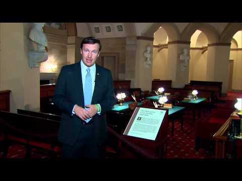"U.S. Sen. Chris Murphy (D-Conn.) is continuing his ""Connecticut in the Capitol"" video series."