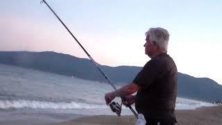 Ψαρεμα για μουρμουρες στην Ασπροβαλτα