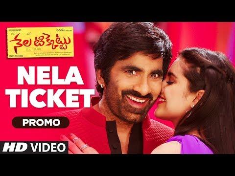 Nela Ticket Video Song Promo | Nela Ticket songs | Ravi Teja, Malvika Sharma | Shakthikanth Karthick