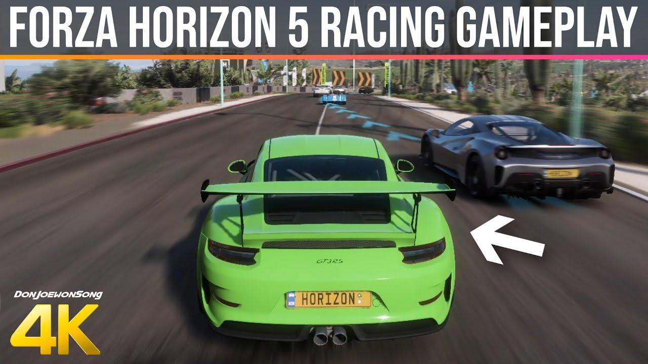 Download Forza Horizon 5 - Brand New Racing Gameplay & New Cinematics (ALL IN 4K)