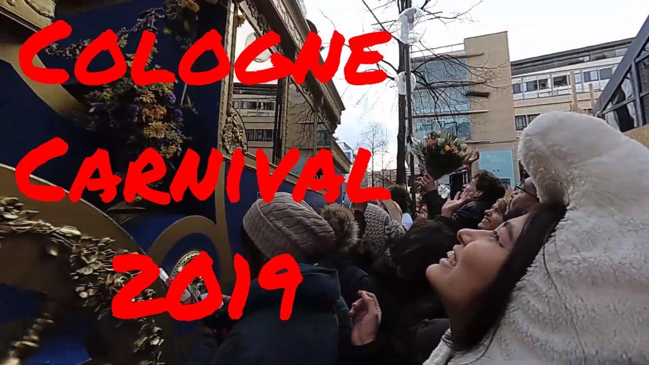Rosenmontag 2019 Köln