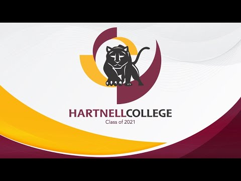Hartnell College Recognition Ceremony 2021