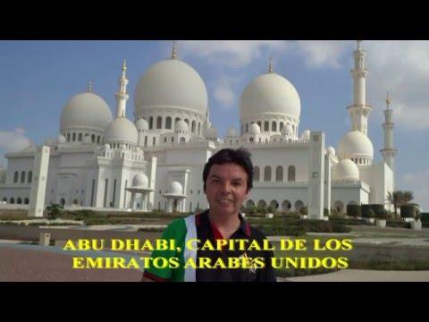ABU DHABI, CAPITAL DE LOS EMIRATOS ARABES UNIDOS