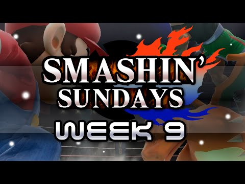 Smashin' Sundays - (Hacked) Week 9