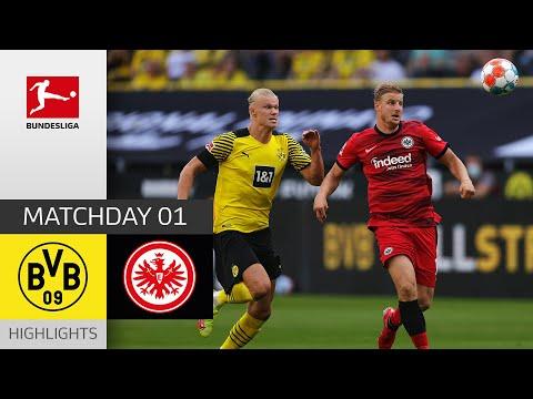 Borussia Dortmund - Eintracht Frankfurt 5-2 | Highlights | Matchday 1 – Bundesliga 2021/22