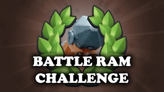 Battle Ram Challenge | Clash Royale | Farm Max Rare?