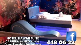 Hotel Hawaii Suite en @un2x3tv - Dir. Liz Echeverri