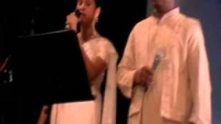 GEETH MADHURI MUSICAL SHOW  2010    October         Miltei Hi Ankhen Dil Hua    Babul  1950
