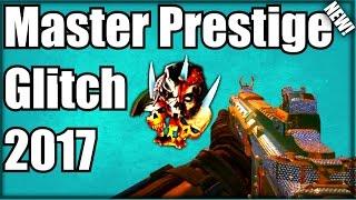 Black Ops 2- Master Prestige Glitch/Duplication Glitch WORKING 2017 *MUST WATCH! (PS3/XBOX360)