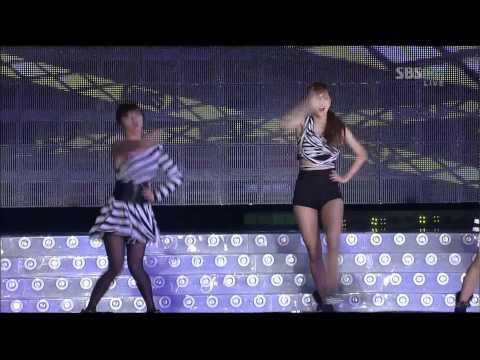 miss A - Bad Girl Good Girl, Breathe [2010 SBS Korean Music Festival 101229] mp3
