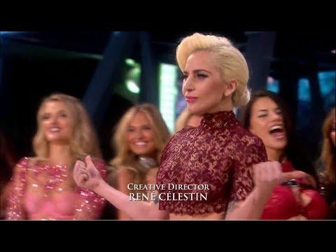 Lady Gaga - Victoria's Secret Fashion Show  Paris