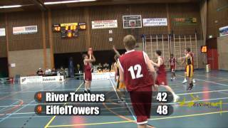 River Trotters U18 Eiffel Towers (dec 2009)