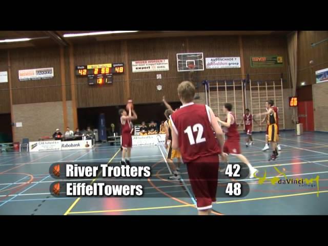 River Trotters U18 Eiffel Towers (dec 2009)