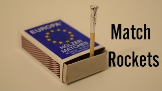 Match Rockets   Easy tutorials and how to