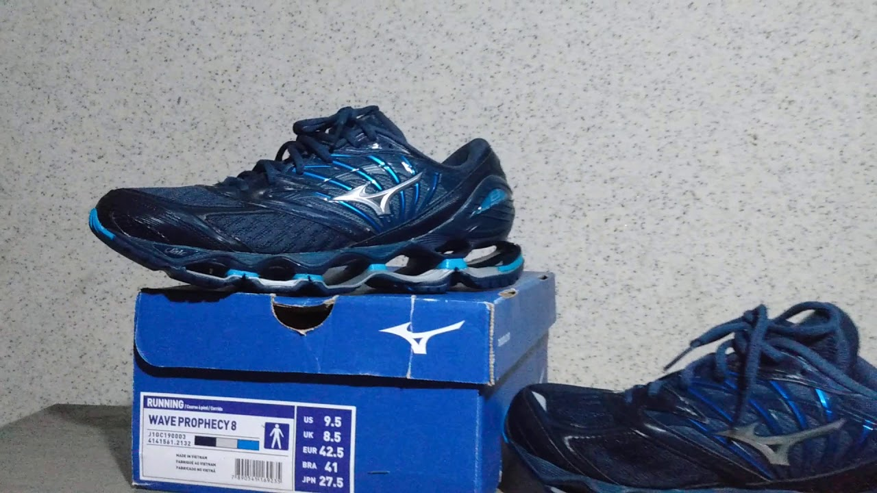 mizuno prophecy 8 original