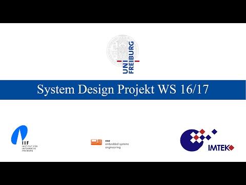 System Design Projekt 2017 - Uni Freiburg