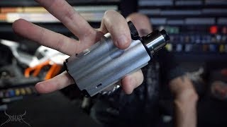 Dovpo Topside Squonk Mod Review and Rundown | An Innovative TVC Project