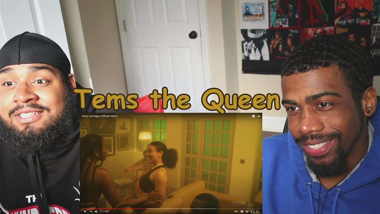 Download TEMS-DAMAGES (OFFICIAL MUSIC VIDEO) REACTION