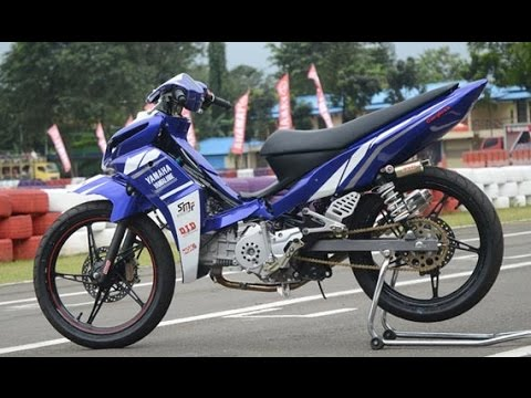 Motor Trend Modifikasi Video Modifikasi Motor Yamaha