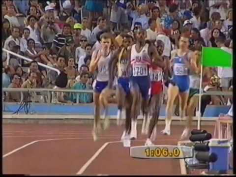 800m.1992 Olympic Games,Barcelona