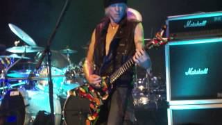 ANOTHER PIECE OF MEAT - MSG MICHAEL SCHENKER GROUP @ THE ARCADA THEATER 10-26-2012