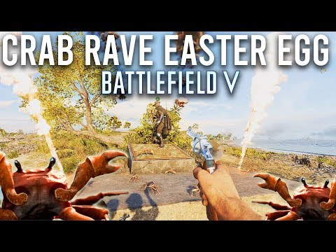 Crab Rave Easter Egg - Battlefield V