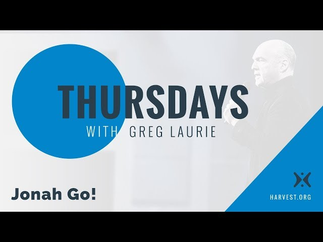 How to Reach Out to YOUR Culture (With Greg Laurie)