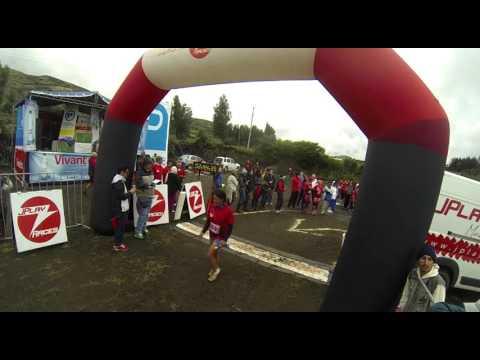 Video de verificacion de posicion de corredor Rodolfo Cedeño