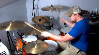 Underoath - The Created Void Drum Cover - Jeremy Spencer