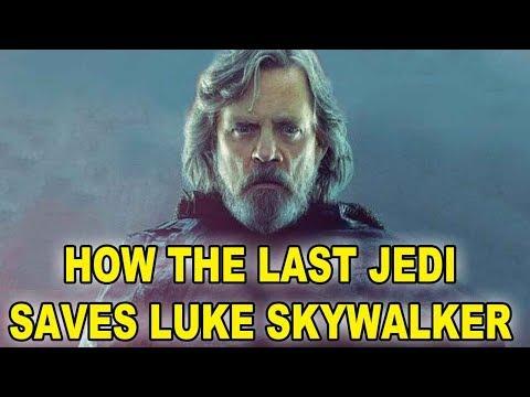 How The Last Jedi Saves Luke Skywalker