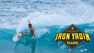 Yadin Nicol | IRON YADIN TEASER